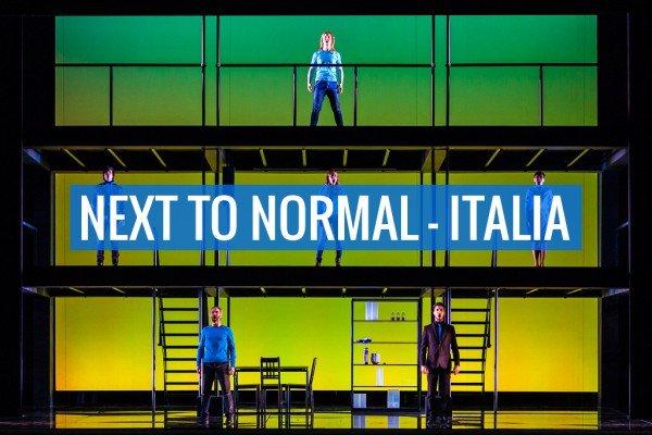 Next To Normal – Italia